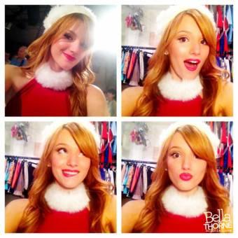por graciosa y navideña