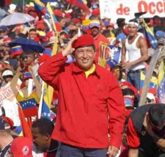 HUGO RAFAEL CHAVEZ FRIA