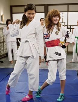 porque  saben karate