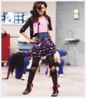 por ser la mejor bailarina que hay en el mundo