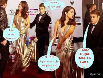 Por maltratar a Justin Bieber