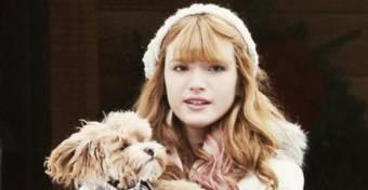 Bella ama a los animales