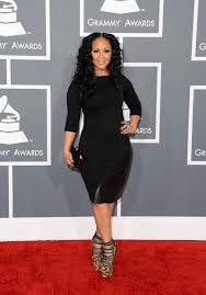 Erica Campbell.