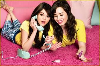 Selenaa y Demi