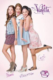 las chicas de violetta