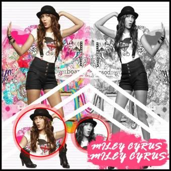 Blend de Miley Cyrus