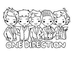 One Direction en pequeños