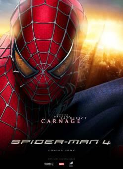El hombre araña 4