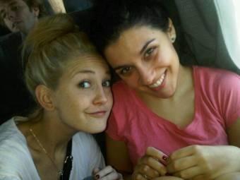 Ludmila y Natalia