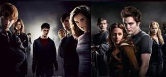 que comparen a Harry Potter (la mejor saga escrita en el mundo) con crepusc**o (la mayor basura literaria y fílmica de la decada)