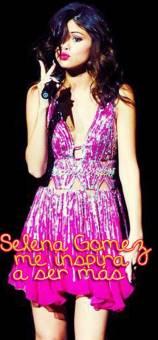 Selena Gomez Me Inspira A ser Mas