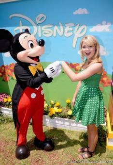 Stefanie y Mickey