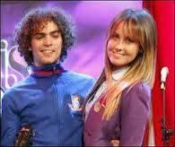 Nathalia y Eddy
