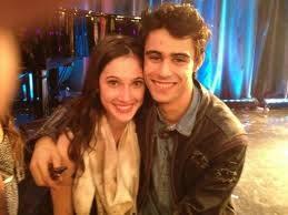 con Francesca