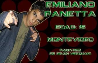 Emiliano Panetta