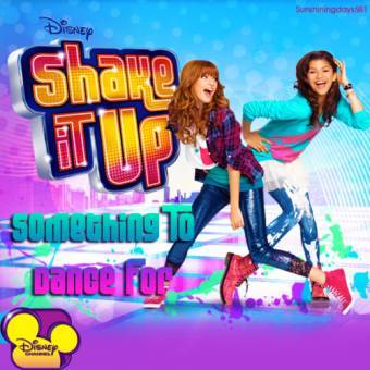 shake it up la 1 serie divertida