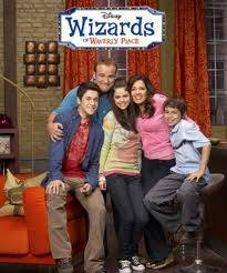 Los magos de waverly place:)