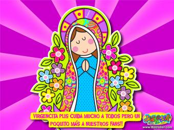 Virgencita fans