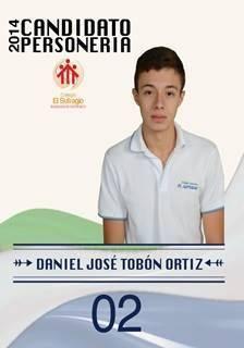 Daniel Jose Tobon