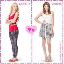 Violetta vs Ludmila