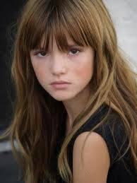 Bella Thorne con 12 años