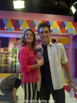 Martina stossel and jorge blanco dating matina
