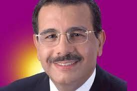 Danilo Medina. Con El cambio seguro