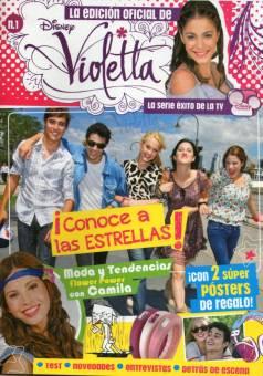 reviista Violetta