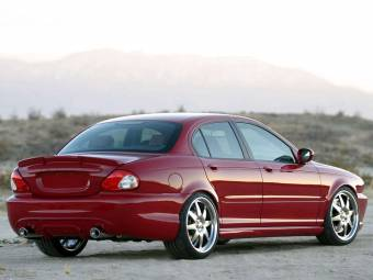 Jaguar XR  $100.925