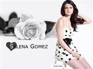 selena gomez (la mas guapa con muchisimo talento y adora a los niños)
