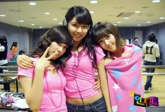 ♥Sooyoung  Tiffany y Jessica♥