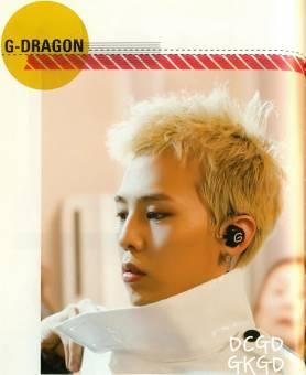 G- Dragon (bigbang)