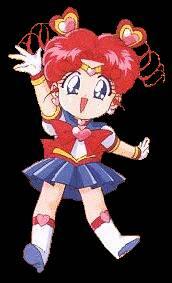 Sailor Chibi Chibi Moon