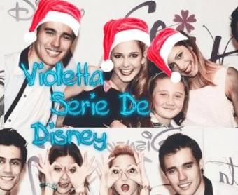 Violetta Serie de Disney