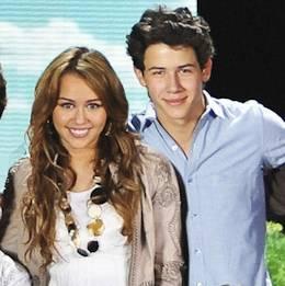 Miley y Nick